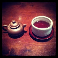 Photo taken at Cha-An Teahouse 茶菴 by Jason G. on 10/24/2012