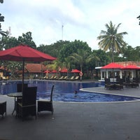 Photo taken at Hotel Mambruk Anyer by Putri P. on 10/7/2016