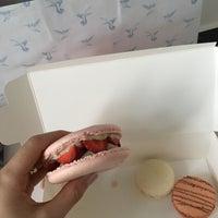 Foto scattata a Chez Dodo - Artisan Macarons & Café da Seda N. il 6/9/2018
