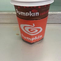 Photo taken at Pumpkin cafe by Mark T. on 9/1/2014