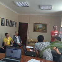 Photo taken at First Capital Office by Тони Н. on 6/14/2014
