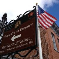 Photo taken at Maggie L Walker National Historic Site by Scott J. on 3/8/2013