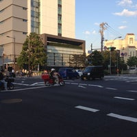 Photo taken at 西成区役所 by Tsuyoshi H. on 10/10/2013