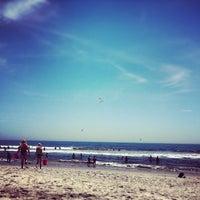 Photo taken at Rockaway Beach - 86th Street by Mark T. on 7/7/2013