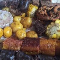Снимок сделан в Cocina Campestre пользователем Andres B. 5/15/2016