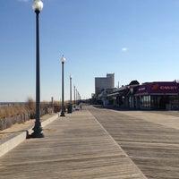 Photo taken at Rehoboth Beach Boardwalk by Corey W. on 2/9/2013