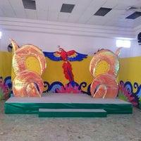 Photo taken at Casino de Campeche by Juan M. on 12/5/2014