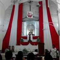 Photo taken at Iglesia de Nuestra Señora de la Asunción by Juan M. on 11/25/2013
