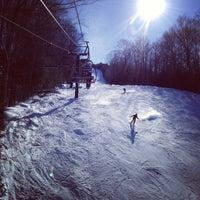 Photo taken at Berkshire East Mountain Resort by Blake W. on 2/10/2013
