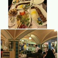 Photo taken at Shabestan Restaurant | رستوران شبستان by Farimah A. on 8/14/2016