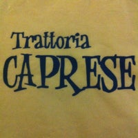 Photo taken at Trattoria Caprese by Paola R. on 3/7/2013
