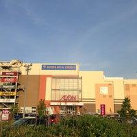 Photo taken at AEON Mall by tanton_007 on 5/18/2013