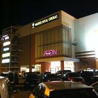 Photo taken at AEON Mall by tanton_007 on 11/28/2012