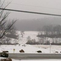 Photo taken at Days Inn Indiana by Rae R. on 3/26/2013