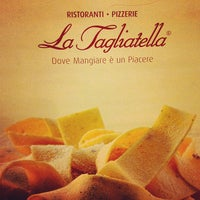 Photo taken at La Tagliatella by Sérgio H. on 6/8/2013