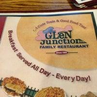 Photo taken at Glen Junction Restaurant by Dan L. on 12/27/2012