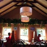 Photo taken at Cafe Edwige by Dan L. on 8/11/2013