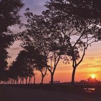 Photo taken at Woodlands Waterfront by Guosheng on 10/12/2015