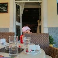 Photo taken at The Corner Caffe by Hrvoje R. on 7/5/2013