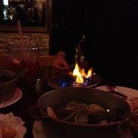 Photo taken at Vinhus Restaurant Lounge by Jason V. on 9/22/2012