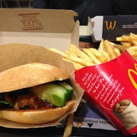 Photo taken at McDonald's by Supisara C. on 2/16/2013