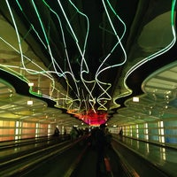 Photo taken at Chicago O'Hare International Airport (ORD) by Supisara C. on 11/19/2013