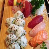 Photo taken at Joss Cafe & Sushi Bar by Supisara C. on 12/10/2012
