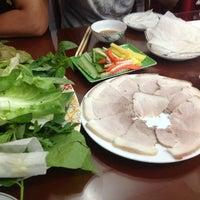 Photo taken at Phương Nam Restaurant by KTMart V. on 11/6/2012