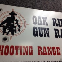 Photo taken at Oak Ridge Gun Range by Victor Y. on 11/16/2013