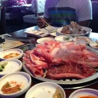 Photo taken at Gen Korean BBQ House by Michael E. on 4/15/2013