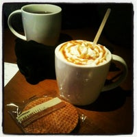 Photo taken at Starbucks by Hans on 2/10/2013