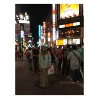 Photo taken at Bershka Shibuya by Fatimah A. on 9/15/2013