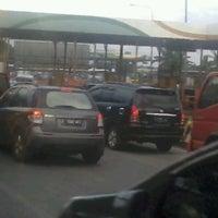 Photo taken at Gerbang Tol Buah Batu by Akbar B. on 12/29/2012
