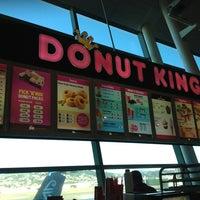 Photo taken at Donut King by Kara B. on 3/9/2013