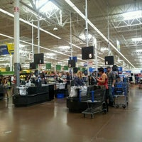 Photo taken at Walmart Supercenter by Jonathan D. on 10/21/2012
