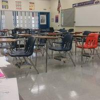 Photo taken at Westpine Middle School by Akili N. on 8/22/2016