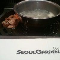 Photo taken at Seoul Garden by Siti Asmah D. on 9/27/2012