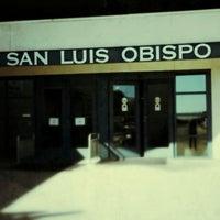 Photo taken at San Luis Obispo County Regional Airport (SBP) by Terrence J. on 11/17/2013
