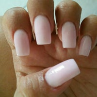 Photo taken at Nails of America and Spa by Michelle V. on 8/25/2015