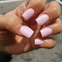 Photo taken at Nails of America and Spa by Michelle V. on 5/14/2015