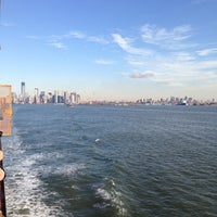 Photo taken at Staten Island Ferry - St. George Terminal by Alexander O. on 1/3/2013