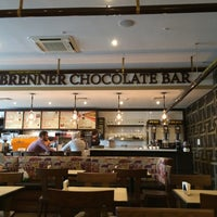 Photo taken at Max Brenner by Alexander O. on 6/12/2014