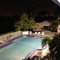 Photo taken at Sheraton Miami Airport Hotel & Executive Meeting Center by Alexander O. on 5/5/2013