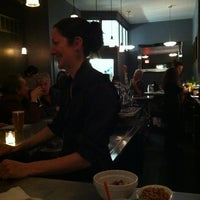 Photo taken at Olympia Wine Bar by Jill K. on 2/17/2013