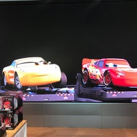 Photo taken at Disney store by Martin S. on 7/20/2017