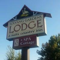 Solvang Garden Inn Hotel in Solvang