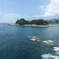 Photo taken at 足摺海底館 by mopu on 8/31/2017