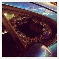 Photo taken at Parking Mounier by Steve R. on 2/8/2013