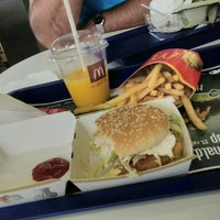 Photo taken at McDonald's by Zuzana O. on 9/2/2016