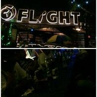 Photo taken at Flight Lounge by Dani E. on 10/4/2012